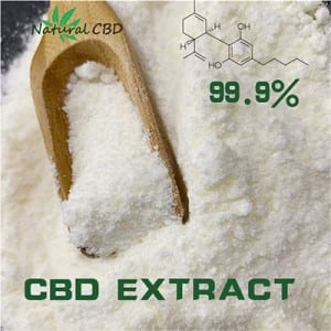 CBD isoleerida